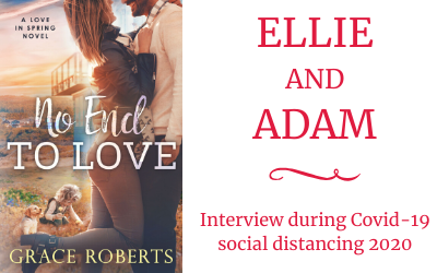 Social Distancing 2020: Interview with Ellie and Adam