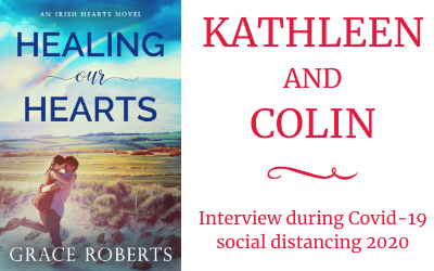 Social distancing 2020: Interview with Kathleen and Colin