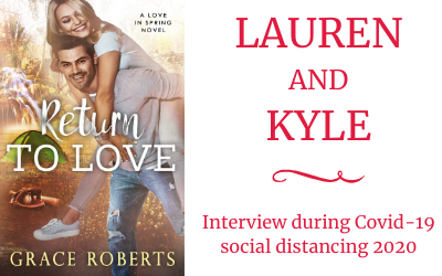 Social Distancing 2020: Interview with Lauren and Kyle